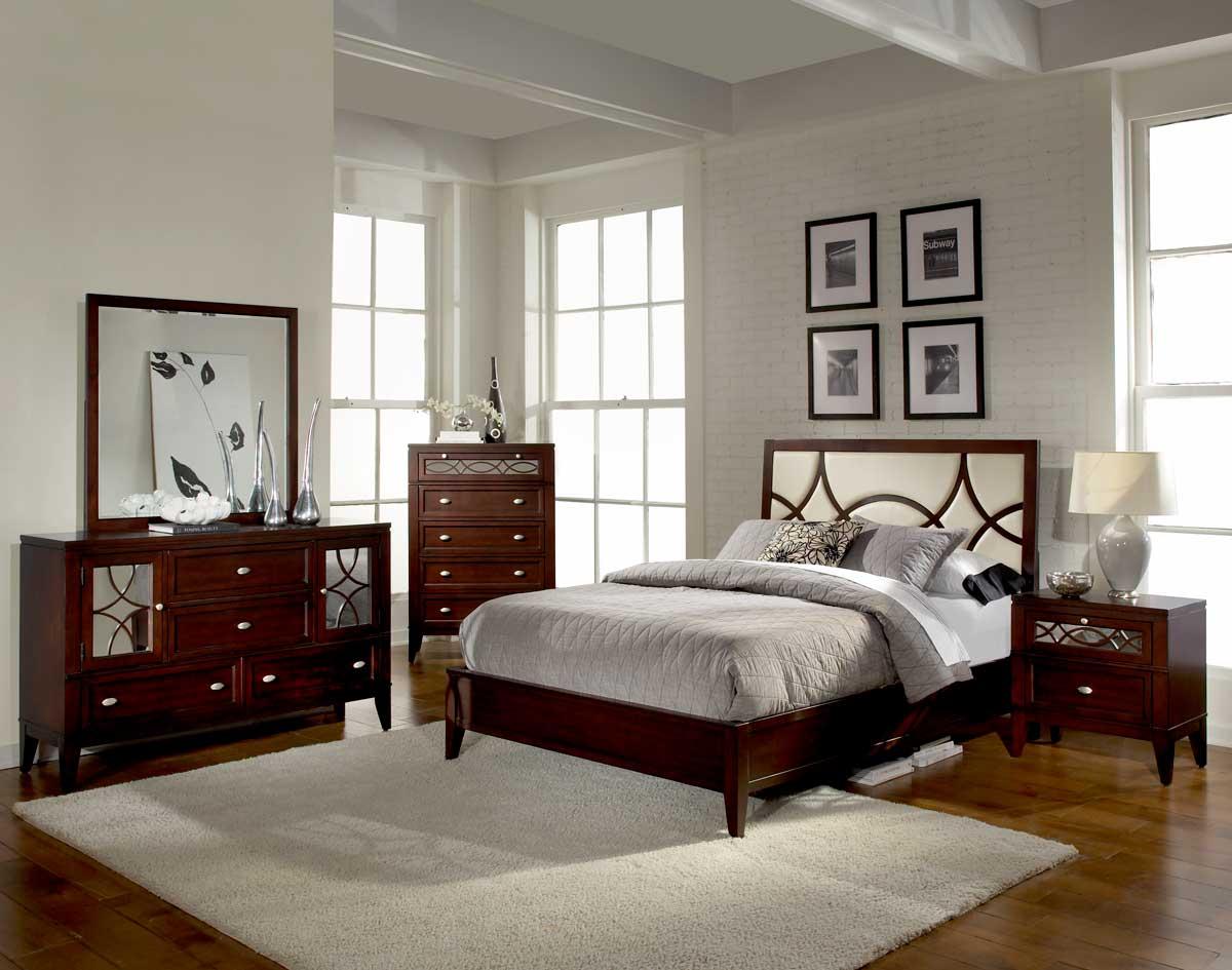 Homelegance Simpson Bedroom Set