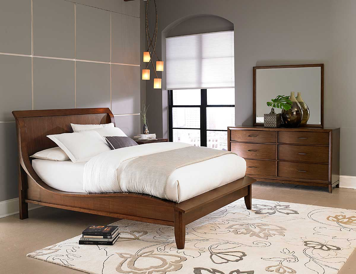 Homelegance Kasler Platform Bedroom Set