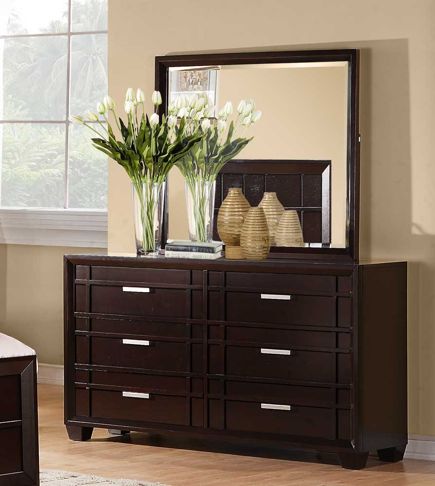 Homelegance Lewiston Dresser