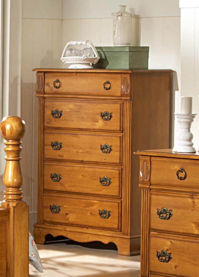 Homelegance Archdale Chest - Pine