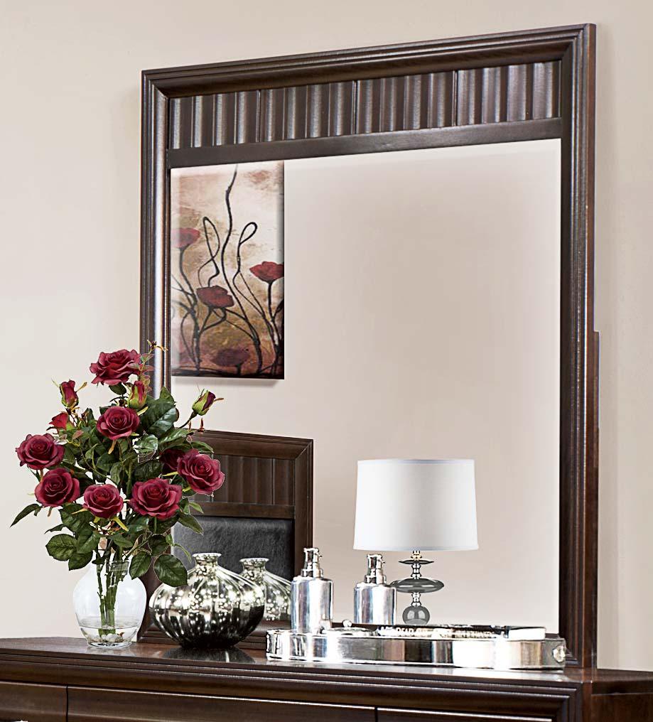 Homelegance Hilton Mirror - Espresso