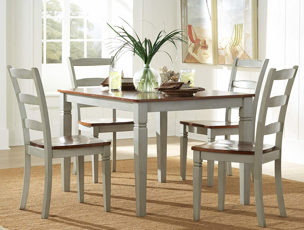 Homelegance Clearwater 5-Piece Dinette Set