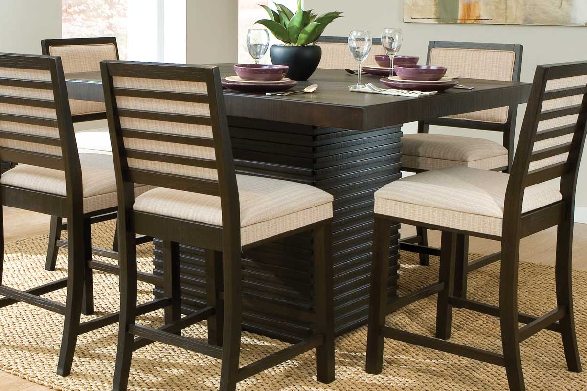 quality dining room pub height dining tables online