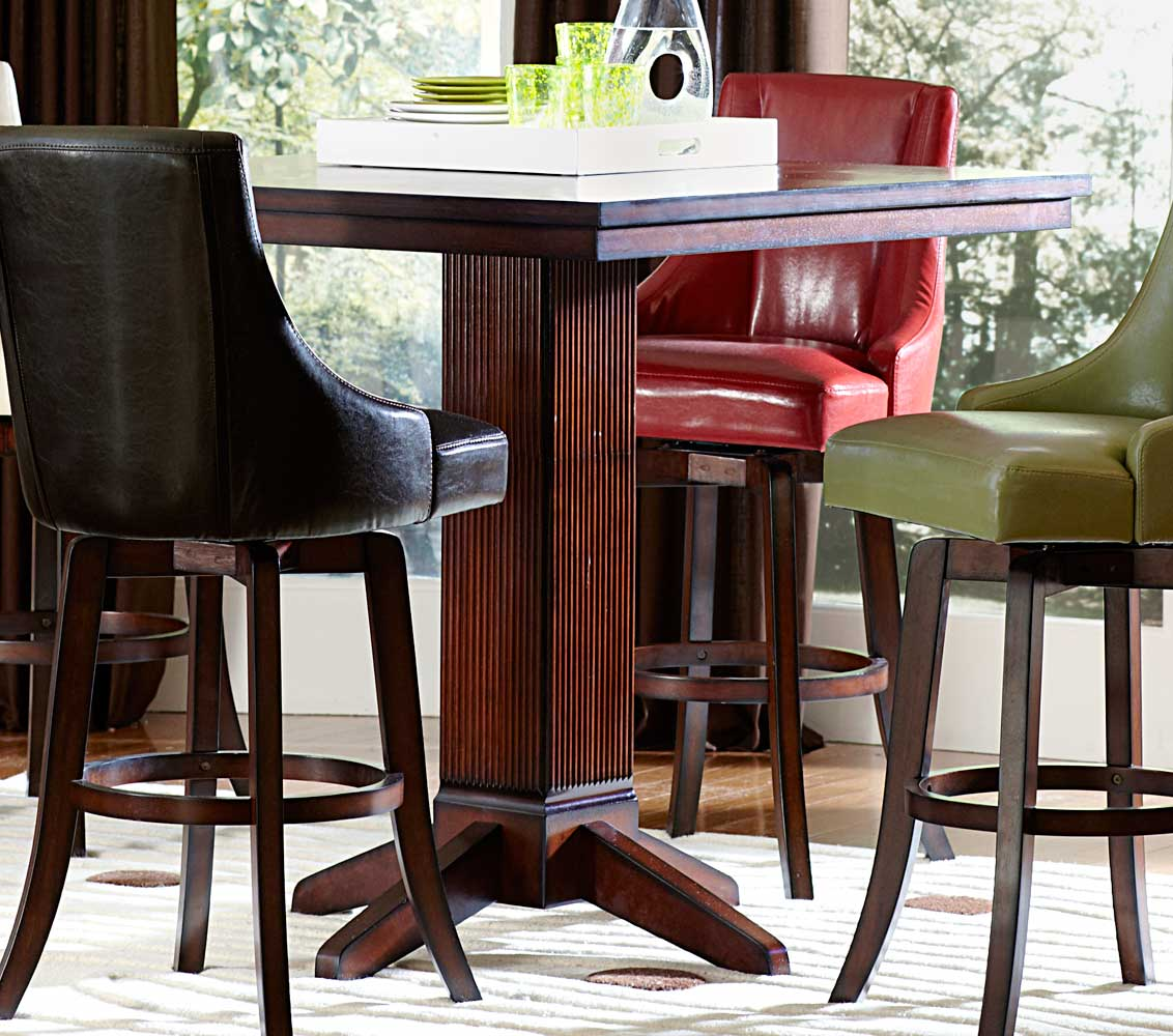 Homelegance Annabelle Pub Height Table