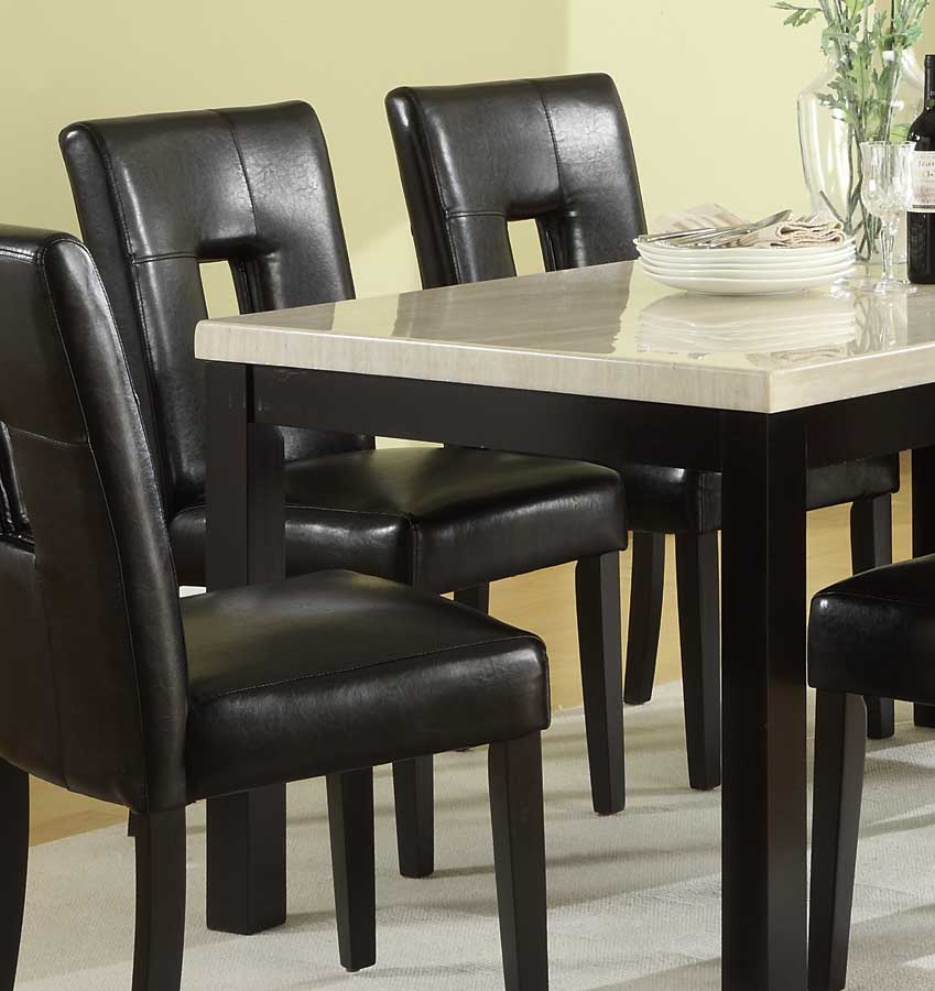 Homelegance Archstone S1 Chair - Black
