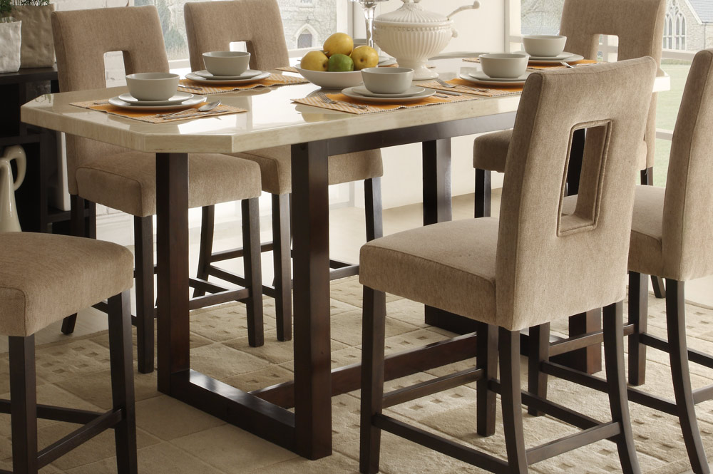 Table Height 36: Homelegance Reiss Counter Height Table 3271-36 At