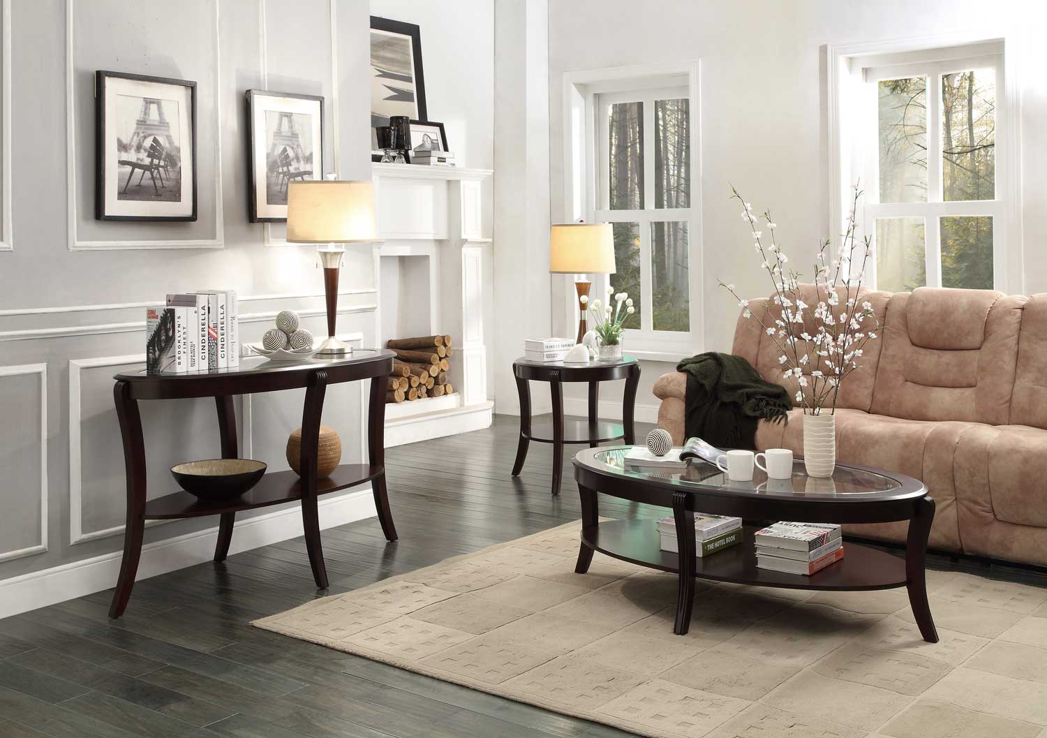 Homelegance Pierre Occasional Table Set