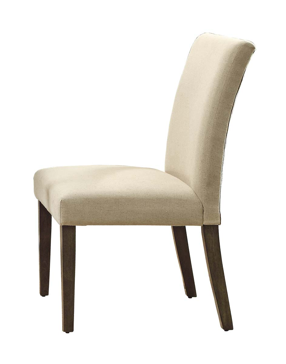 Homelegance Anacortes Side Chair - Burnished Natural
