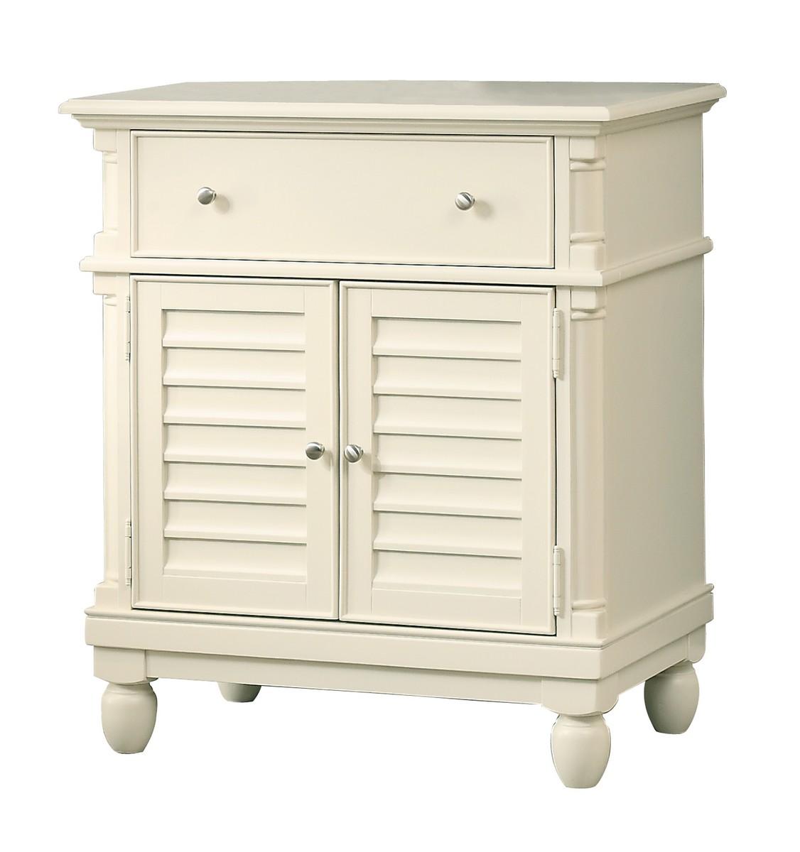 Homelegance Havisham Cabinet - White
