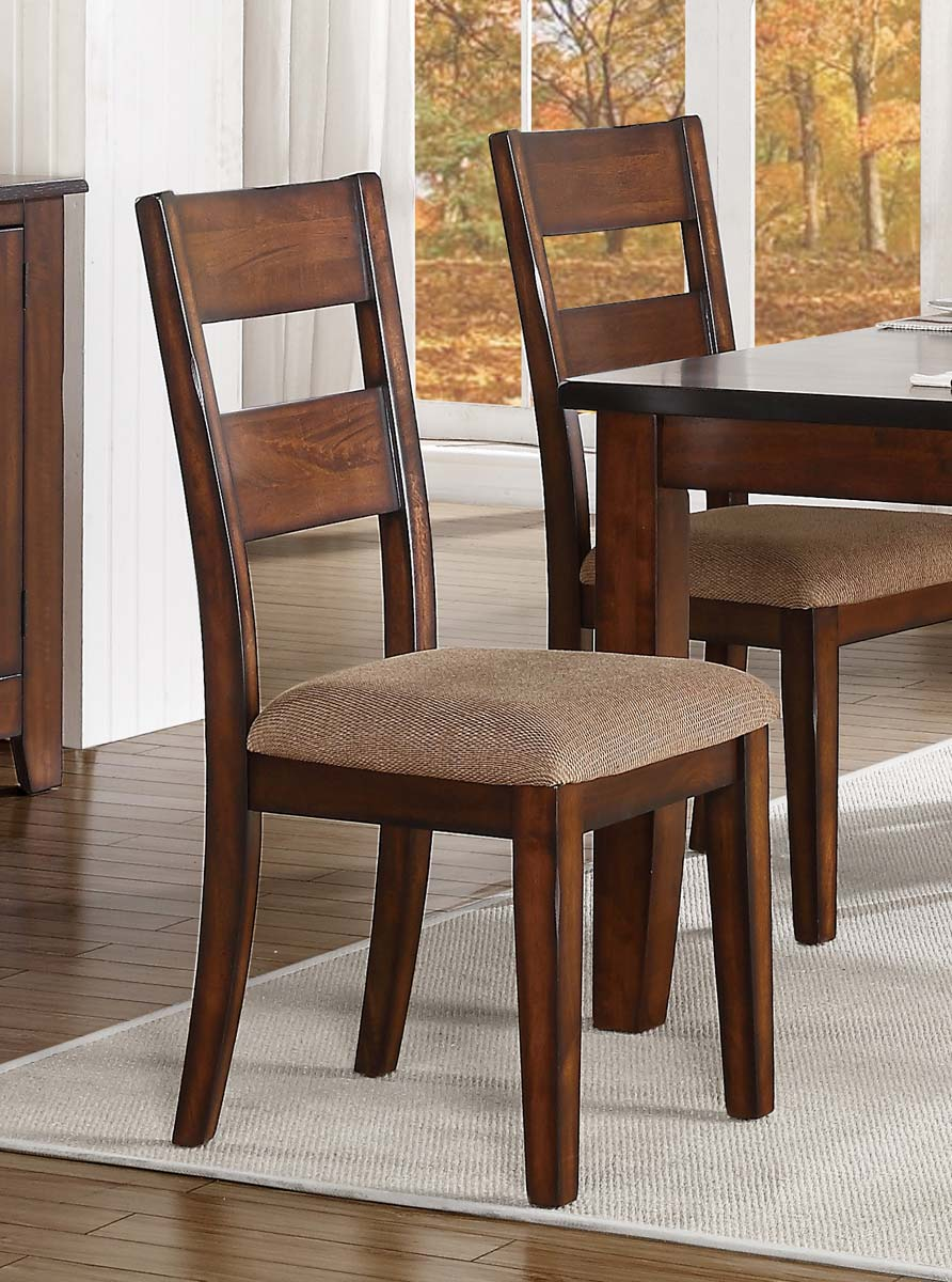 Homelegance Gallatin Side Chair - Natural 5057S
