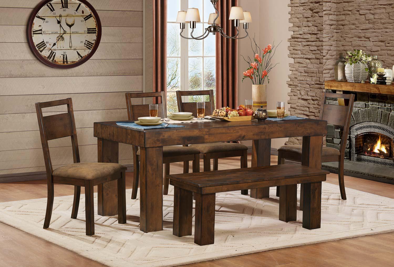 Homelegance Eagle Ridge Dining Set