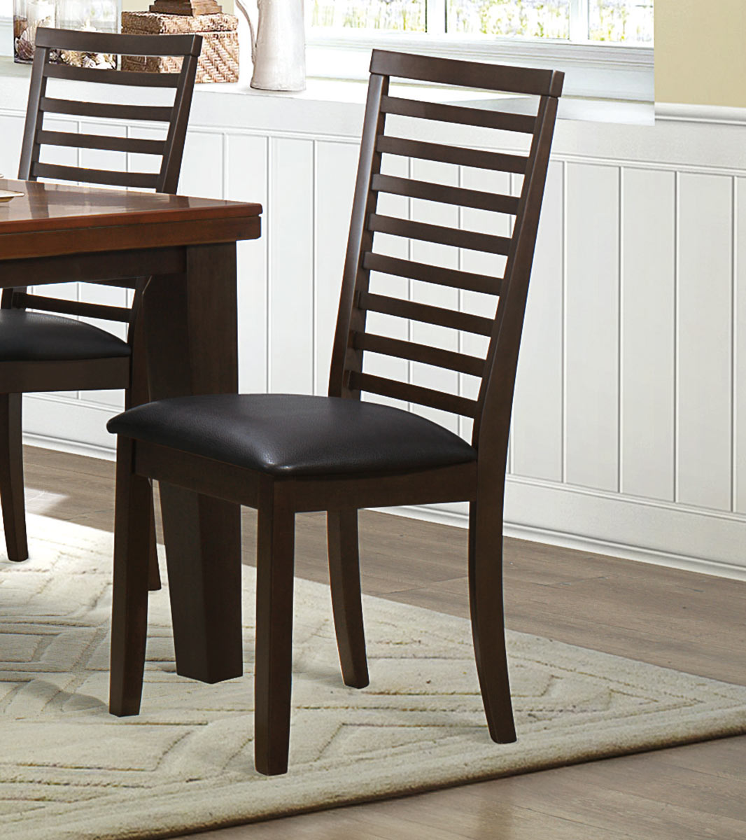 Homelegance Walsh Side Chair - Two-Tone