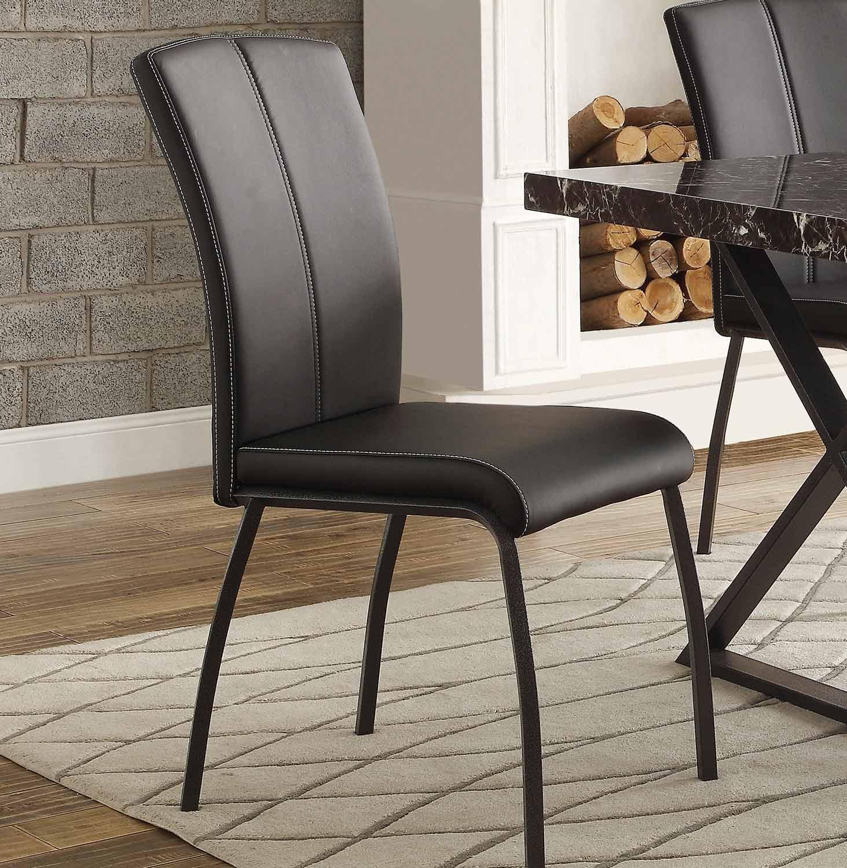 Homelegance Rancho Portola Side Chair - Metal