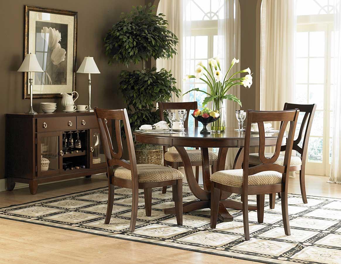 homelegance brannan dining table