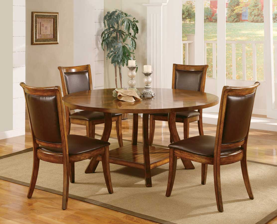 Homelegance Orleans 9 Piece Double Pedestal Dining Room