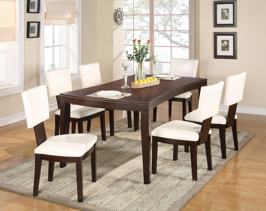 Homelegance Wyman Dining Set