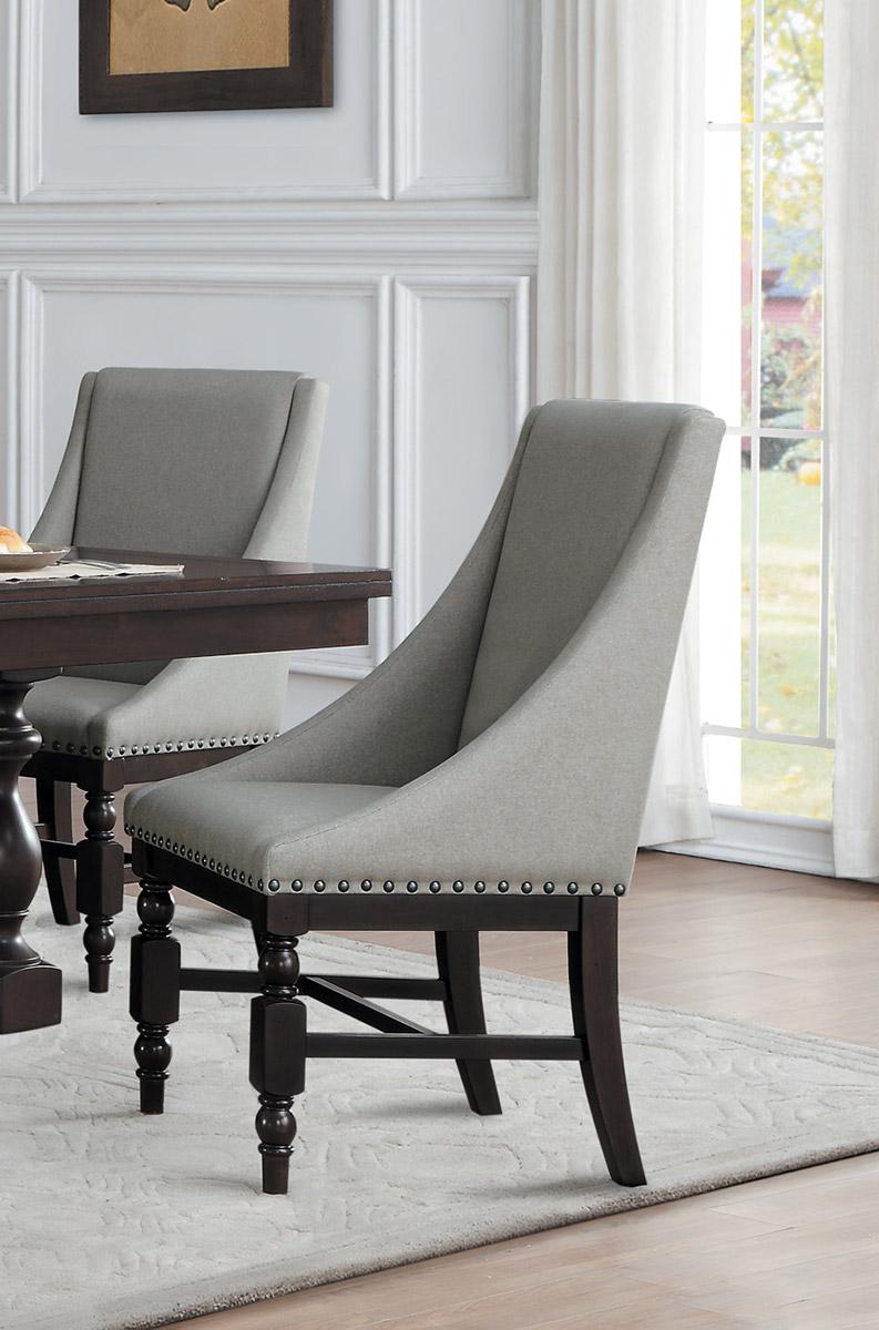 Homelegance Reid Arm Chair - Cherry