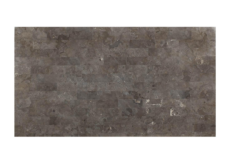 Homelegance Mendel Dining Set - Bluestone Marble Top - Grey