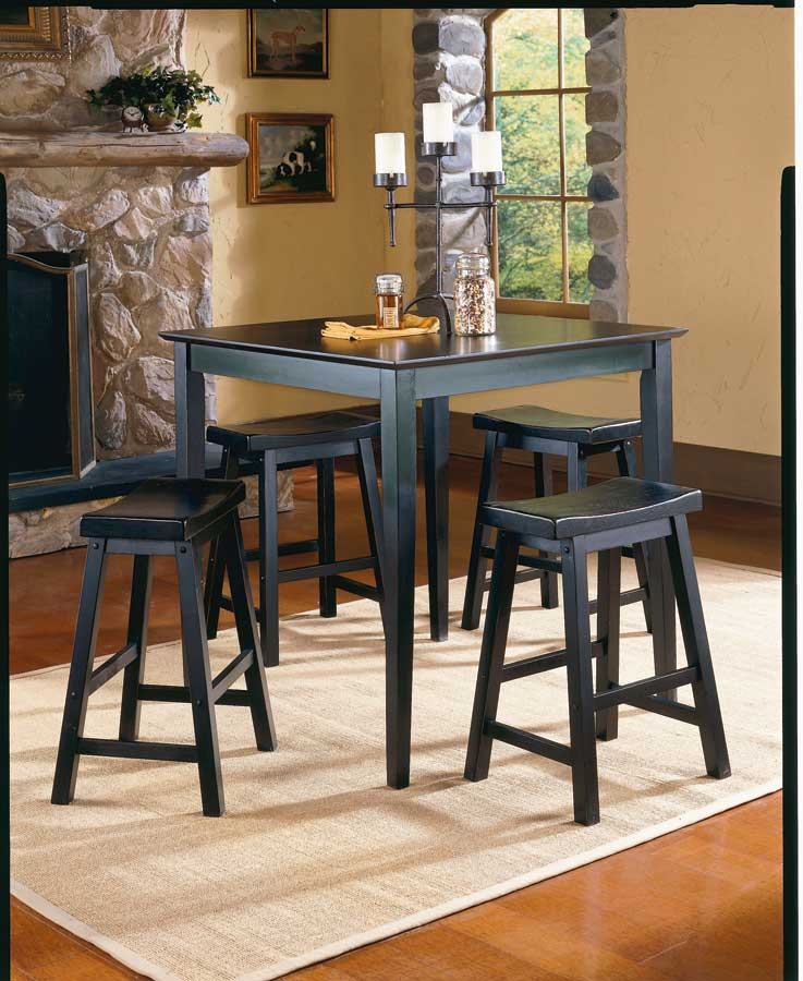 Homelegance Saddleback 24 SH Stool