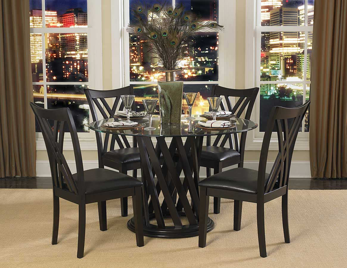 Homelegance Lacey Dining Set