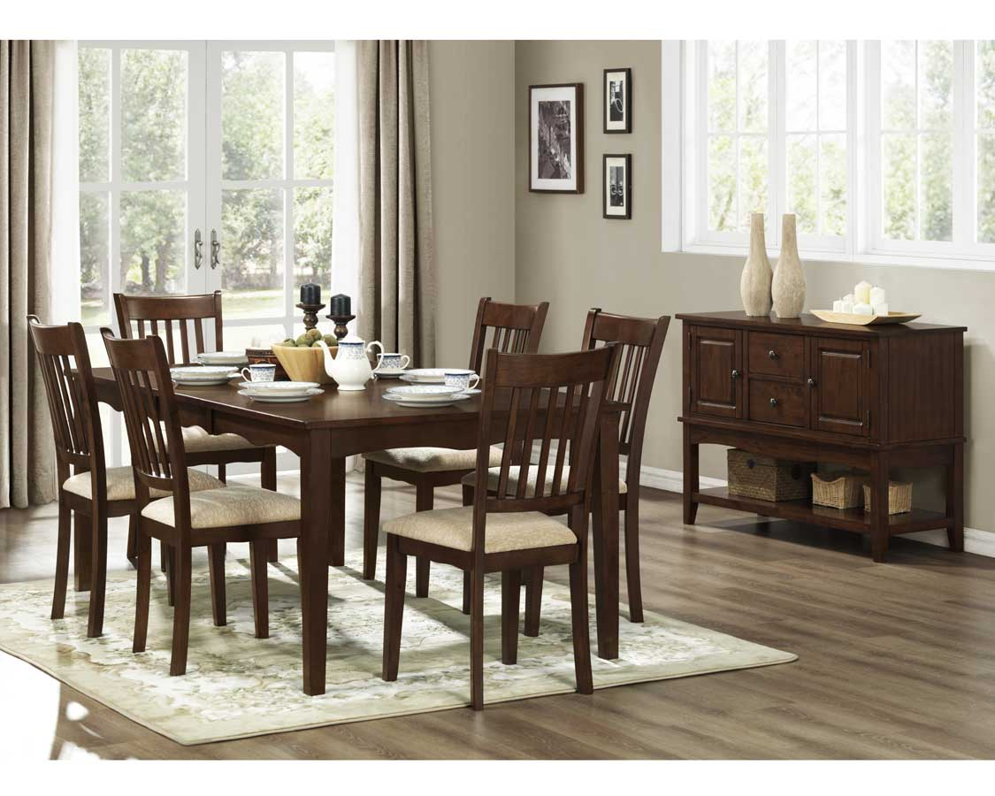 Homelegance Worcester Dining Set