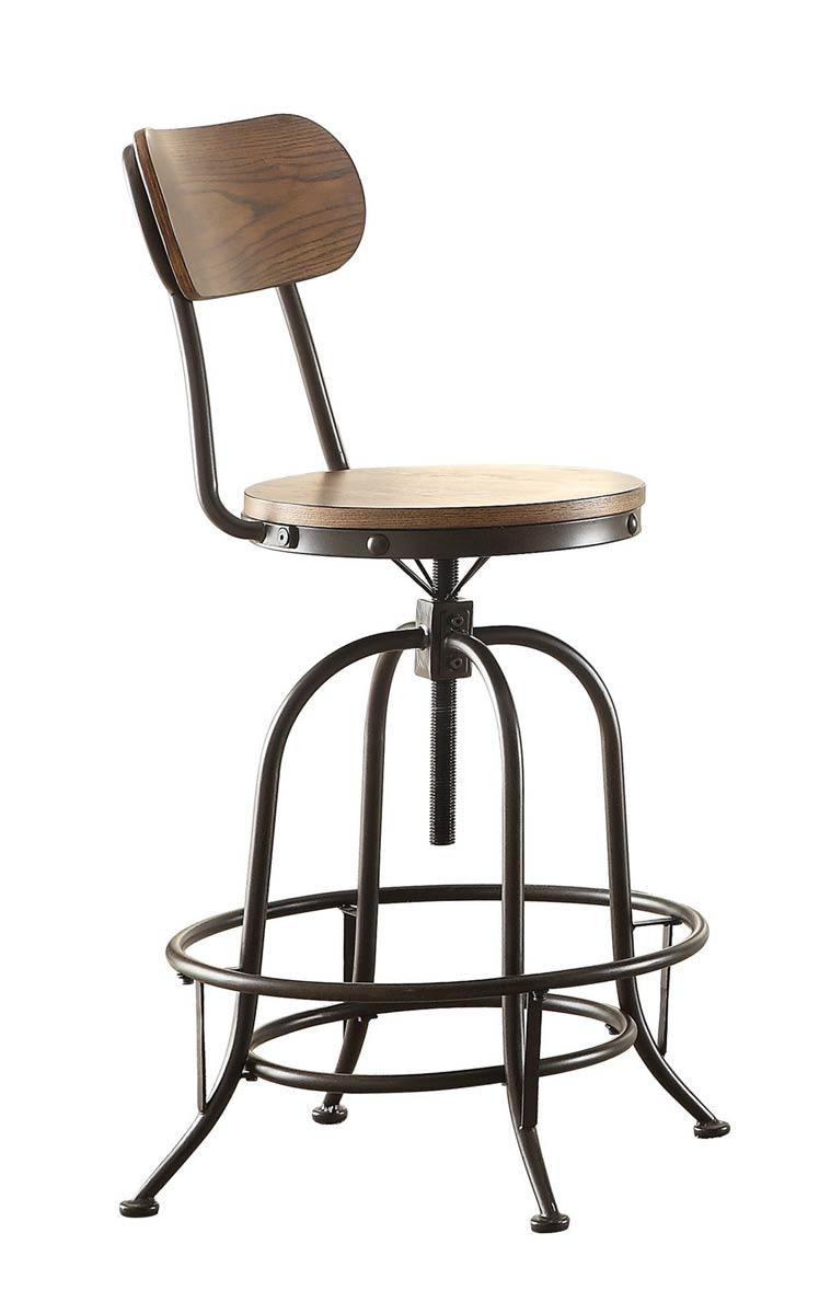 Homelegance Angstrom Counter Height Chair - Adjustable Height