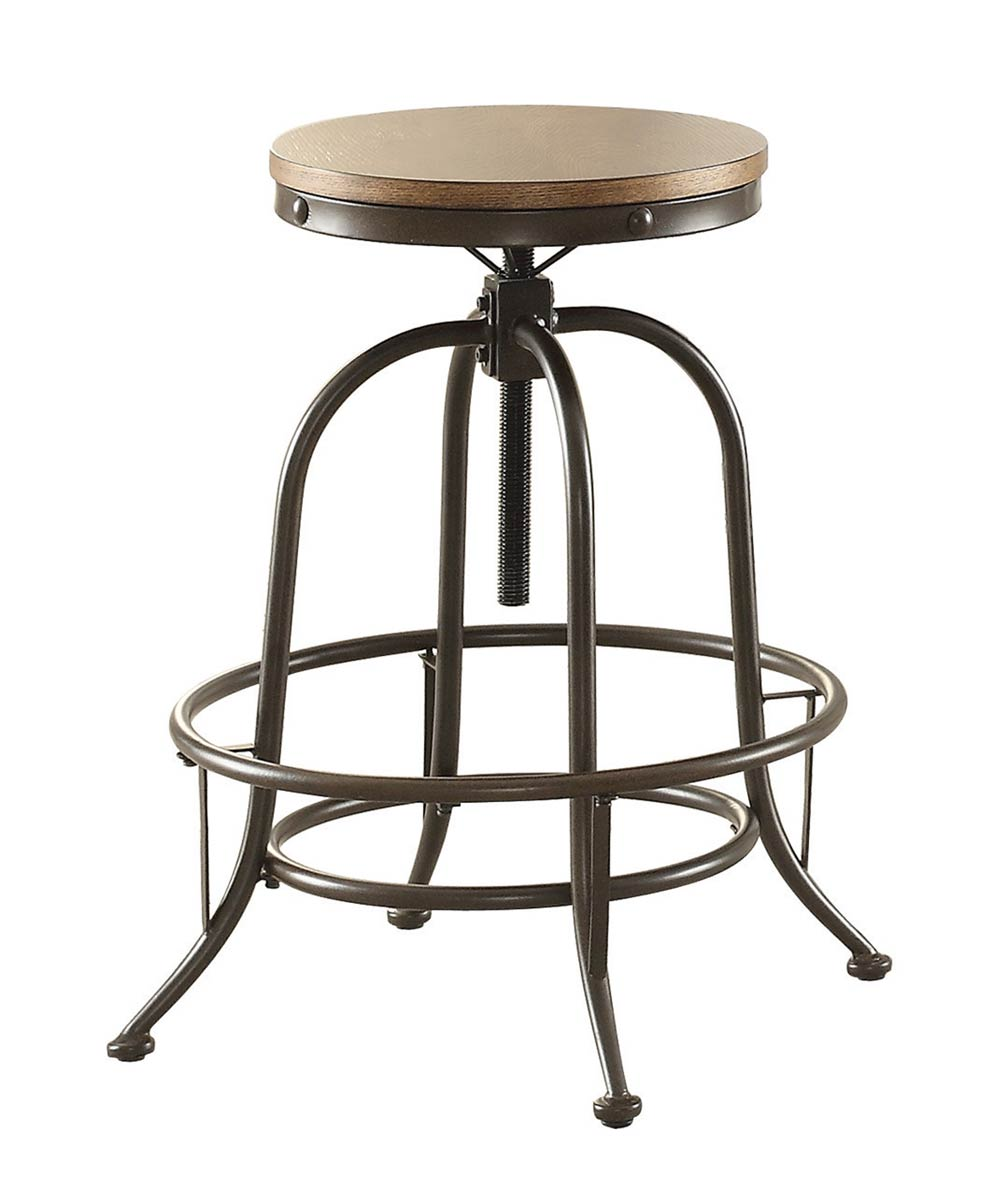 Homelegance Angstrom Counter Height Stool - Adjustable Height