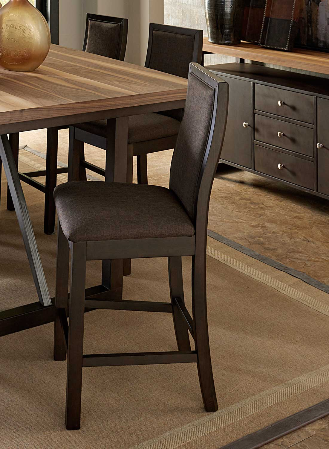 Homelegance Compson Counter Height Chair