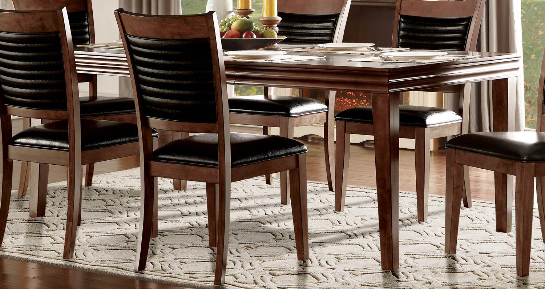Homelegance Catalina Dining Table - Warm Oak