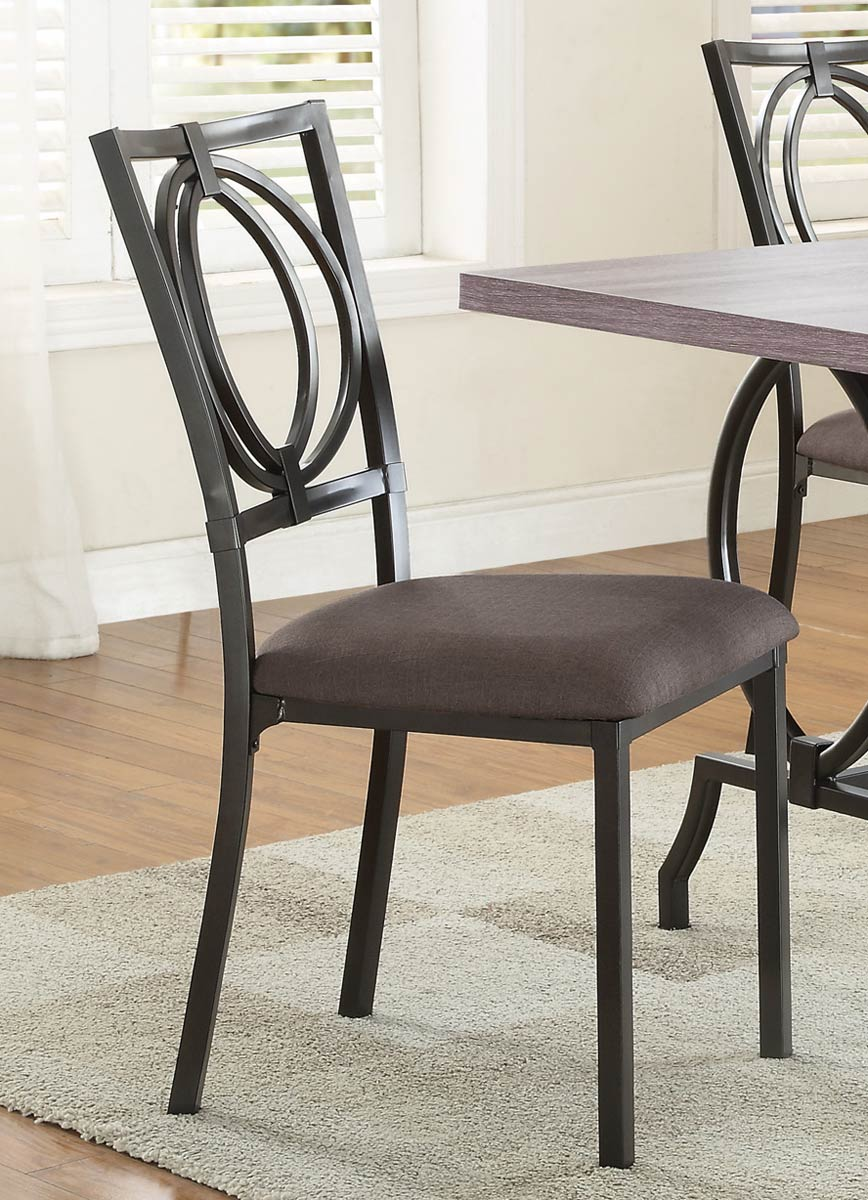 Homelegance Chama Side Chair
