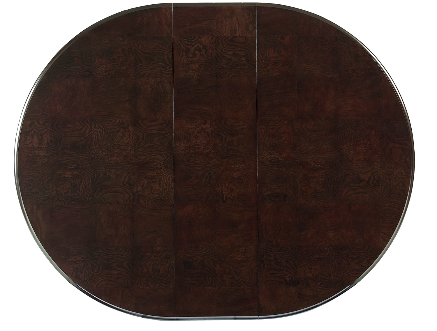 Homelegance Savion Round/Oval Dining Table with Leaf - Espresso
