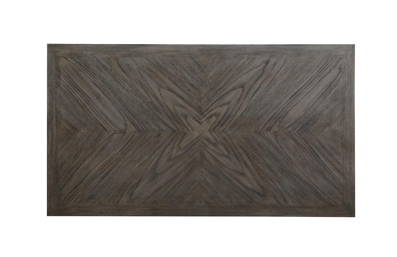 Homelegance Seaford Rectangular Dining Table - Gray tone