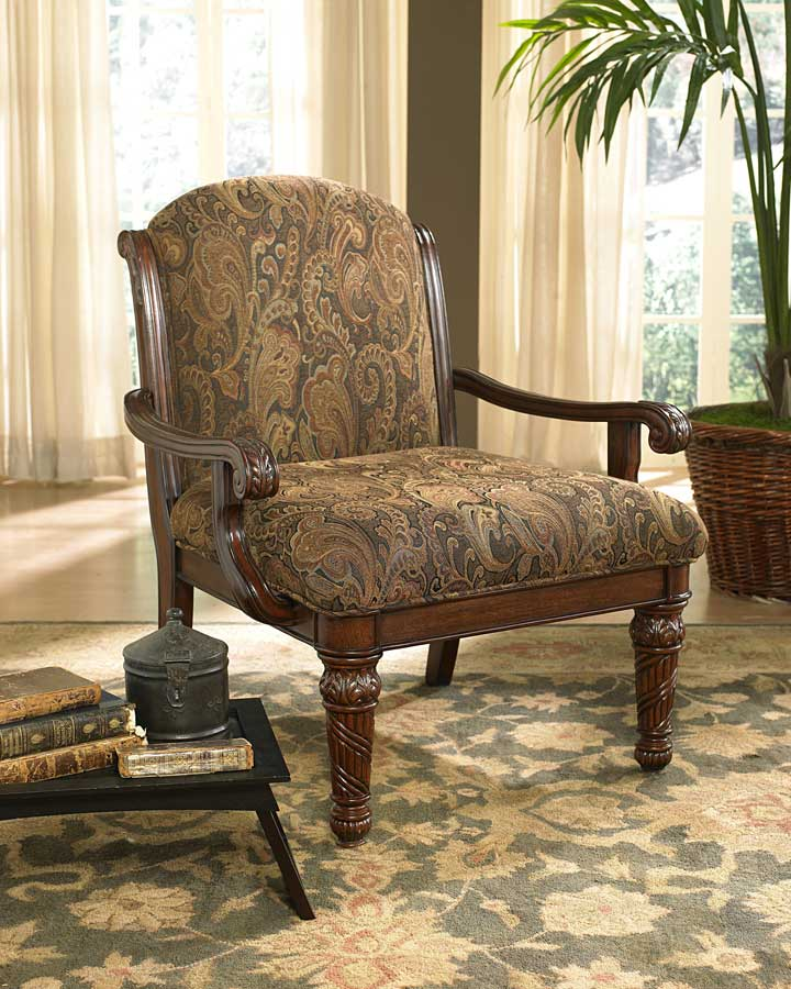 Catalina Accent Chair-Homelegance