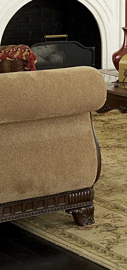 Cheap Homelegance Lambeth Love Seat Product Photo