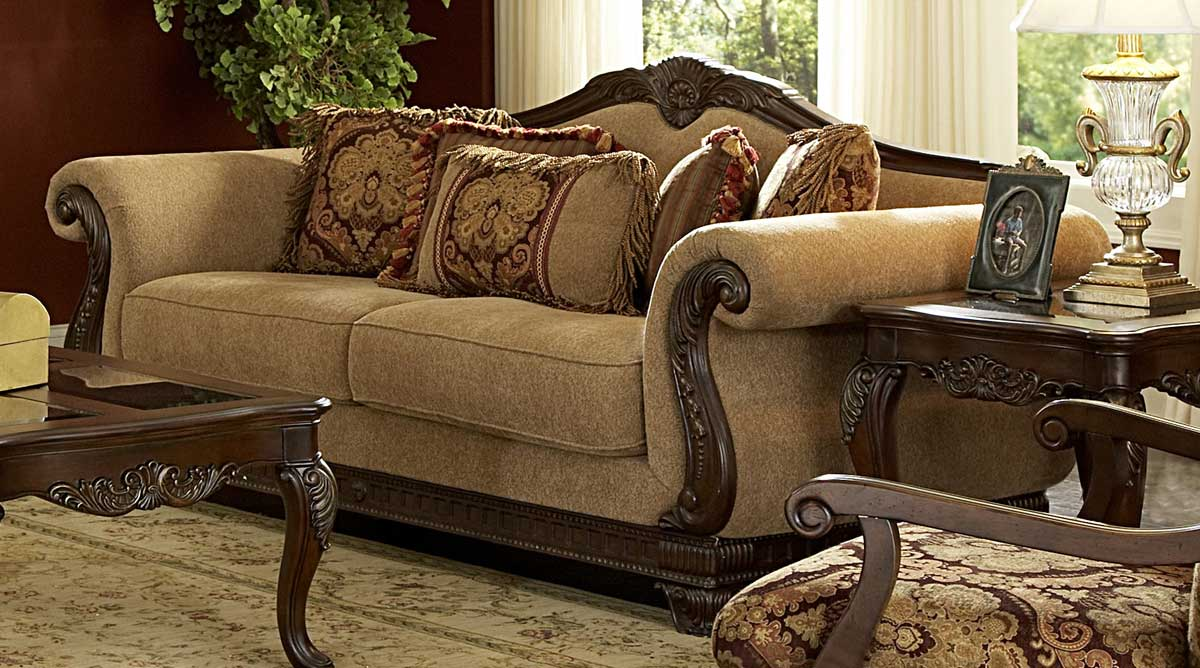 furniture living room furniture sofa slipcover burgundy sofa