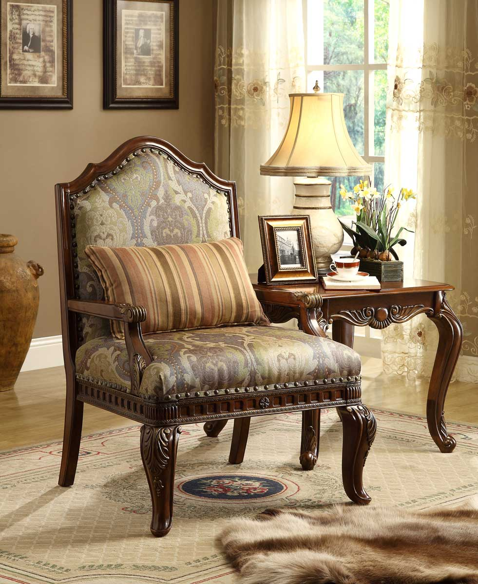 Homelegance Lambeth II Chair - Chenille