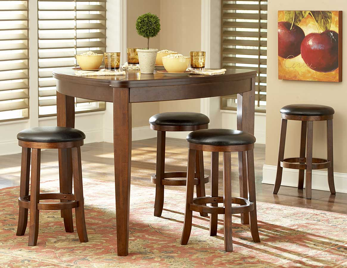 Homelegance Ameillia Counter Height Dining Set