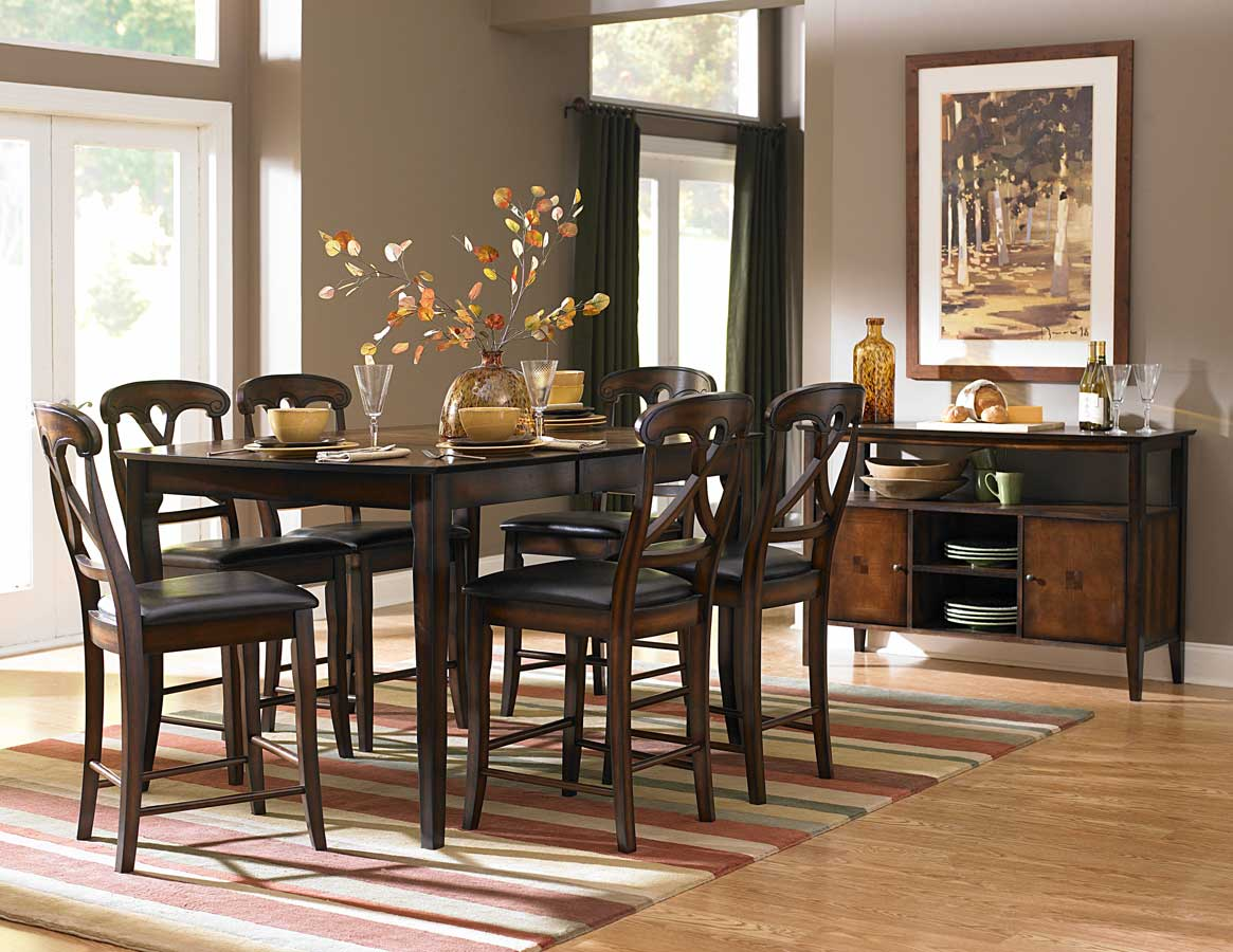 Homelegance Kinston Counter Height Dining Set