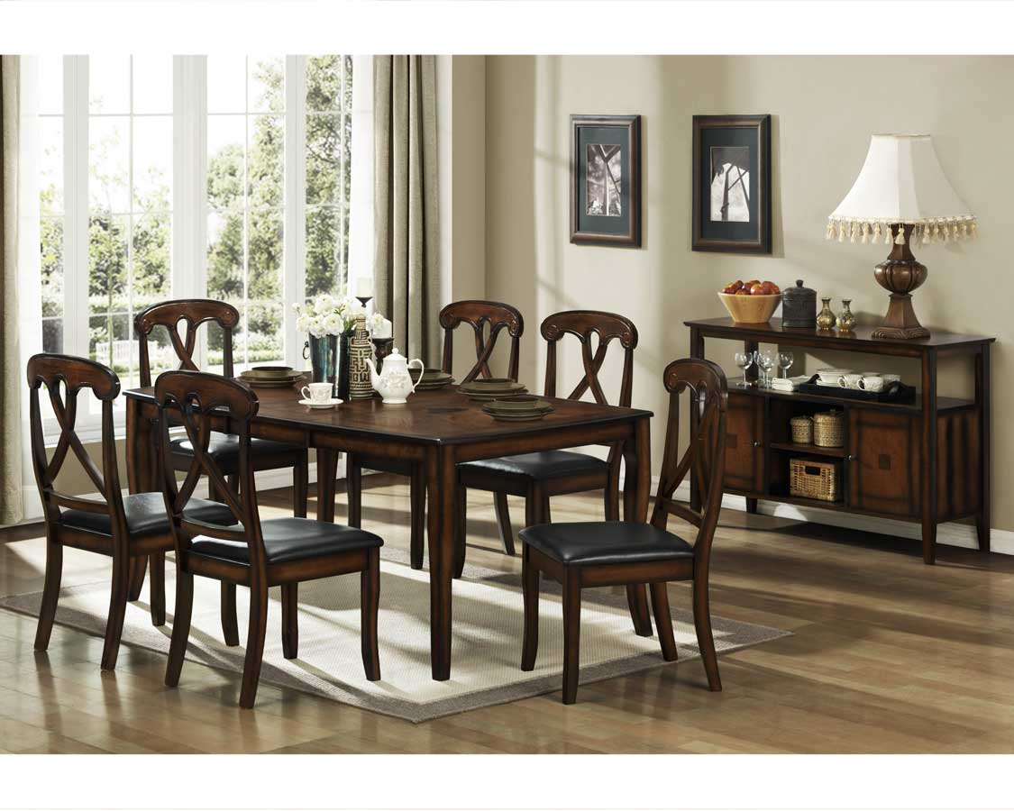 Homelegance Kinston Dining Set