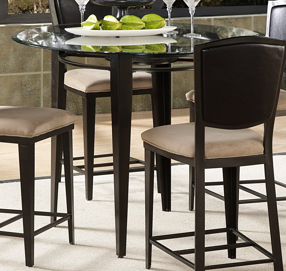 Homelegance Rockdale Counter Height Dining Table With 45in
