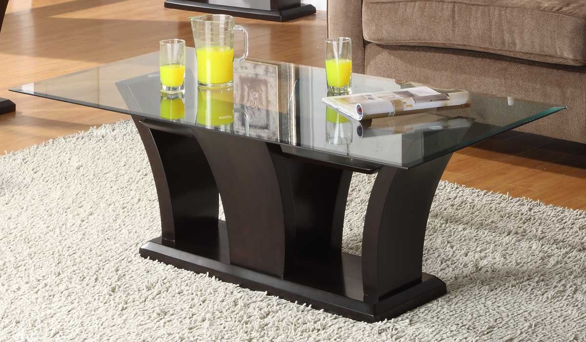 Homelegance Daisy Cocktail Table