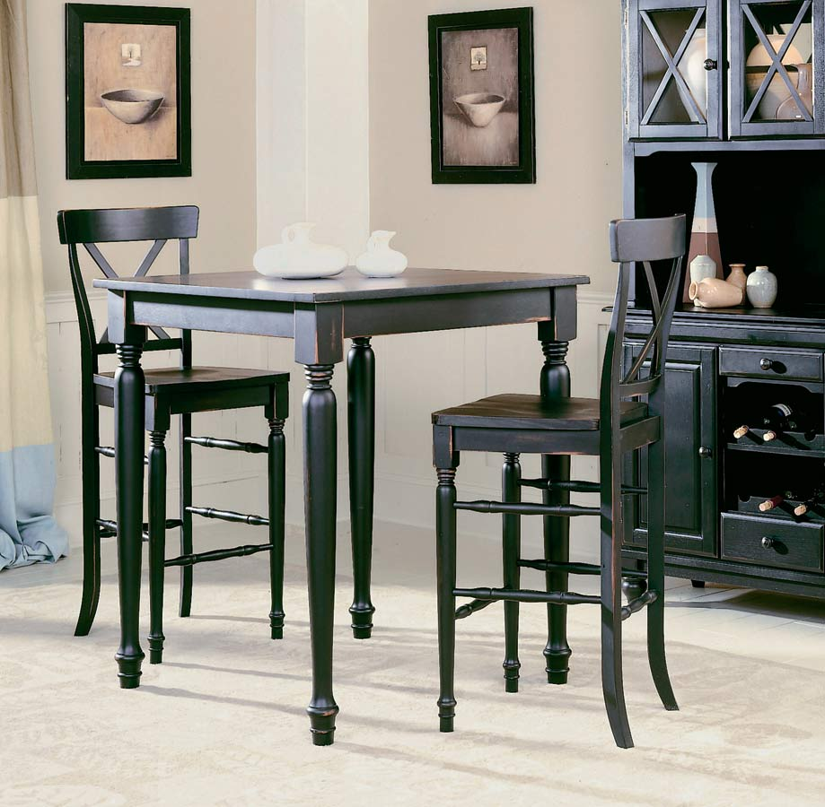 homelegance expedition pub dining collection d715