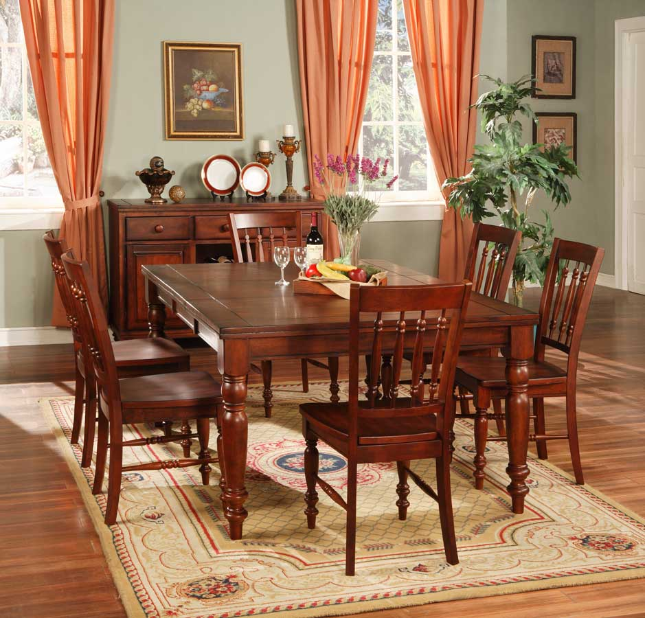 Homelegance Oxford Dining Collection
