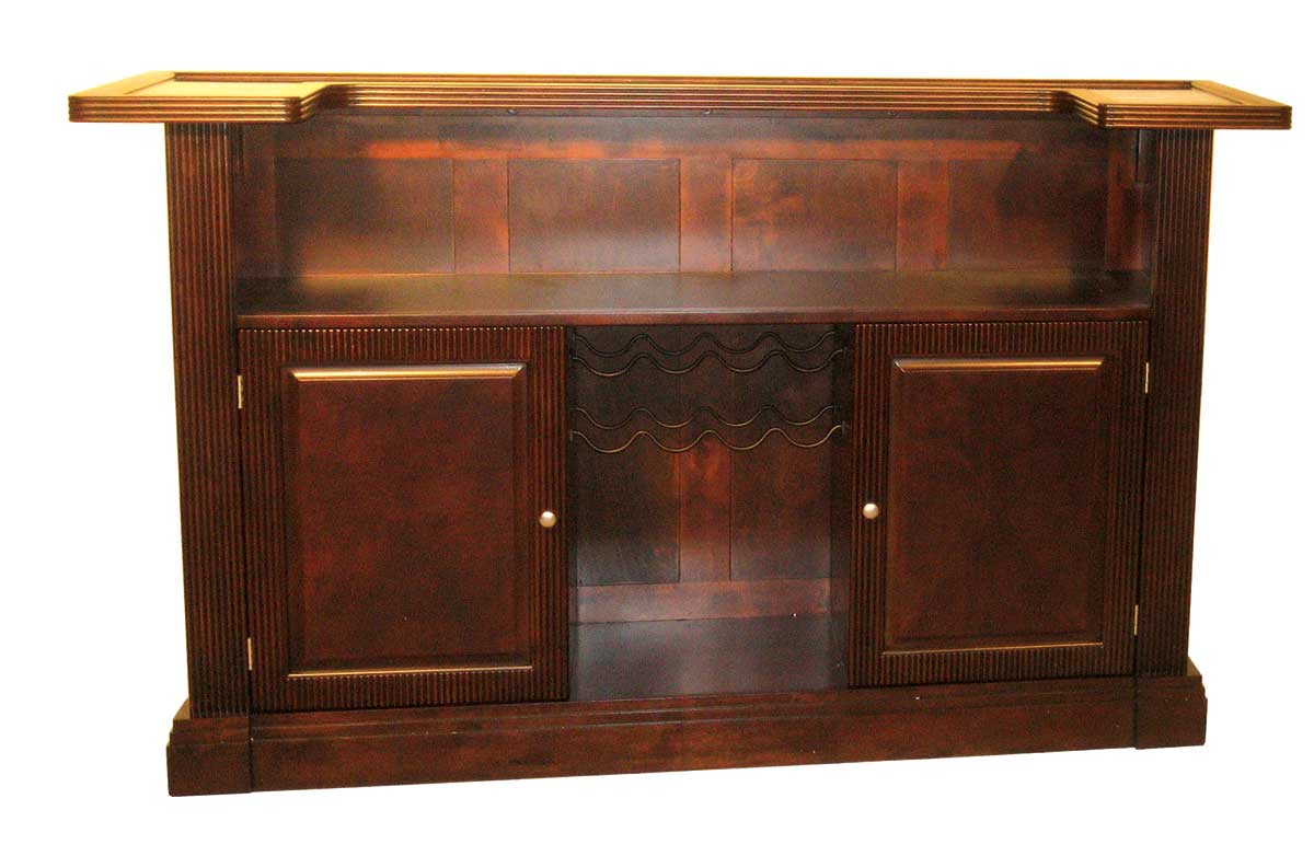 Homelegance Paradise Bar Counter with Marble Top