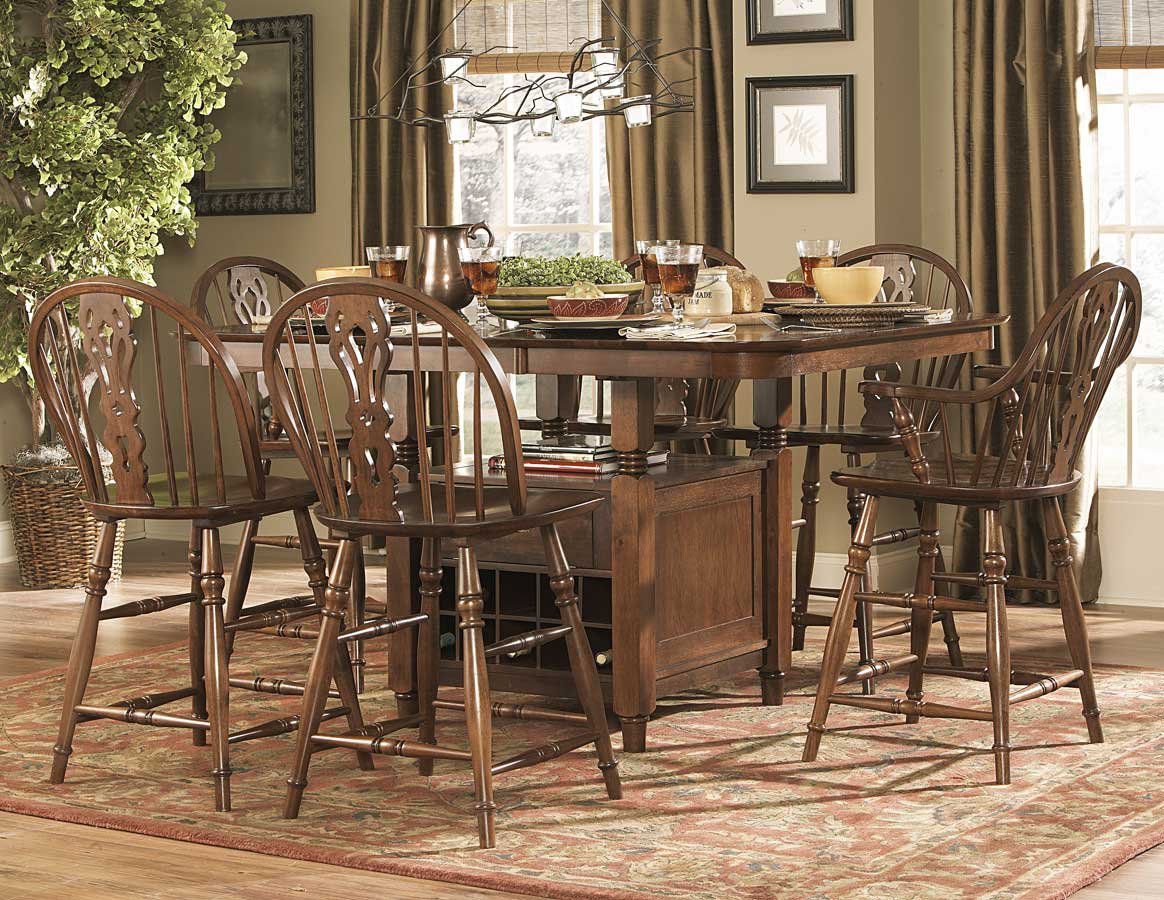 Homelegance Hutto Counter Height Dining Collection