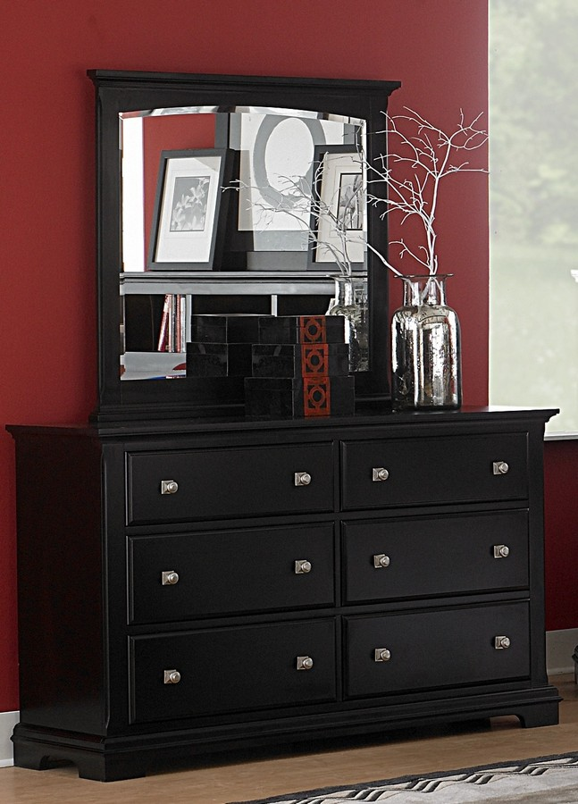 Homelegance Preston Dresser - Black