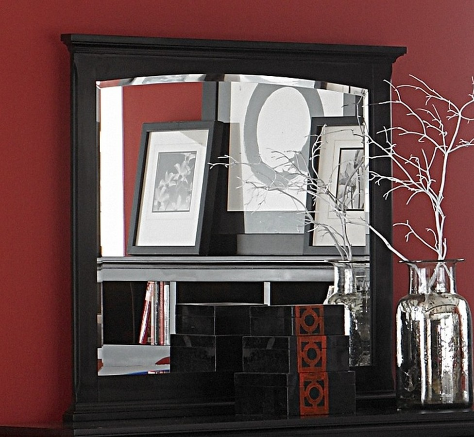 Homelegance Preston Mirror - Black