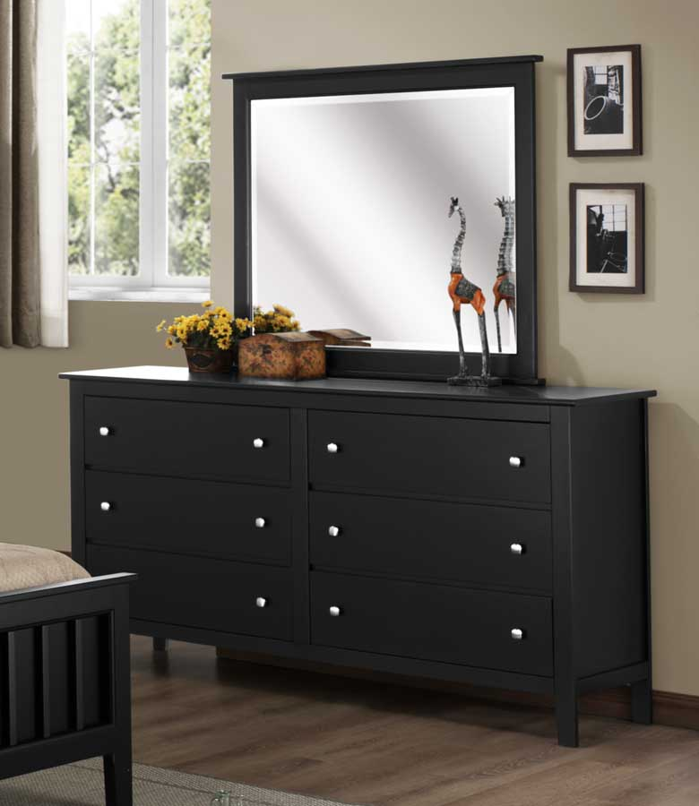 Homelegance Harris Dresser - Black