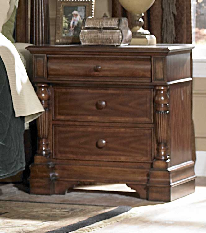 Homelegance English Manor Night Stand