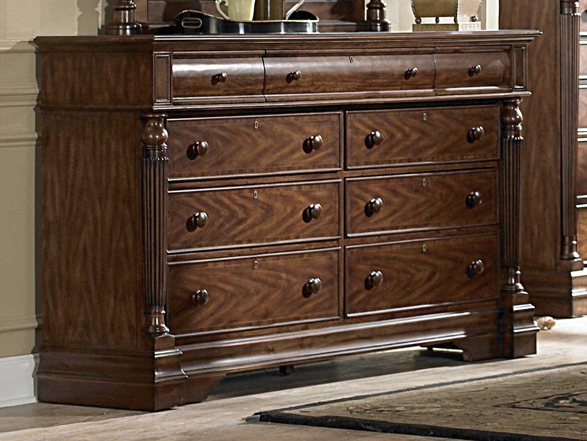 Homelegance English Manor Dresser